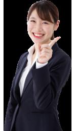 イメージ画像:女性スタッフ